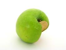 μήλο ξηρό Στοκ εικόνες με δικαίωμα ελεύθερης χρήσης