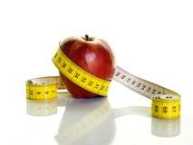 μήλο υγιές Στοκ Εικόνες