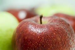 μήλο φρέσκο Στοκ Φωτογραφίες