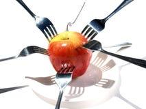μήλο 2 Στοκ φωτογραφίες με δικαίωμα ελεύθερης χρήσης