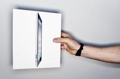 μήλο 2 ipad Στοκ Εικόνες