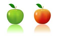 μήλο Στοκ Εικόνες