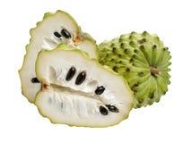 Μήλο Annona ή γάλακτος Στοκ Εικόνες