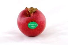 μήλο braeburn Στοκ φωτογραφίες με δικαίωμα ελεύθερης χρήσης