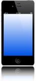 Μήλο Iphone 4s απεικόνιση αποθεμάτων