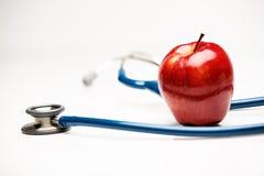 μήλο steth Στοκ Φωτογραφία