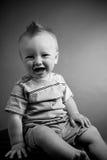 μήνας εννέα αγοριών παλαιός Στοκ Εικόνες