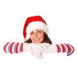 μήνυμα Χριστουγέννων στοκ φωτογραφίες με δικαίωμα ελεύθερης χρήσης