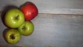 μήλα πολλά Στοκ φωτογραφία με δικαίωμα ελεύθερης χρήσης