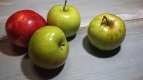μήλα πολλά Στοκ Φωτογραφία