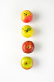 μήλα ώριμα Στοκ Εικόνα