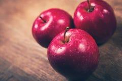 μήλα ώριμα Στοκ Φωτογραφίες