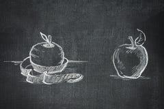 Μήλα ελεύθερη απεικόνιση δικαιώματος
