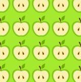 μήλο άνευ ραφής Στοκ εικόνες με δικαίωμα ελεύθερης χρήσης