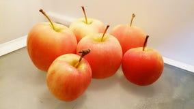 μήλο έξι Στοκ εικόνες με δικαίωμα ελεύθερης χρήσης