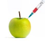 μήλο ΓΤΟ Στοκ Φωτογραφία