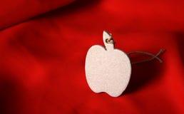 Μήλο εγγράφου Στοκ Φωτογραφία