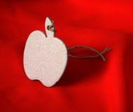 Μήλο εγγράφου Στοκ εικόνες με δικαίωμα ελεύθερης χρήσης
