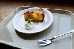 Μήλο ξινό Στοκ εικόνες με δικαίωμα ελεύθερης χρήσης
