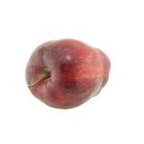 μήλο που απομονώνεται Στοκ Φωτογραφίες