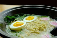 Μίγμα ιαπωνικό Ramen Στοκ φωτογραφία με δικαίωμα ελεύθερης χρήσης