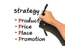 Μίγμα μάρκετινγκ στοκ εικόνα με δικαίωμα ελεύθερης χρήσης