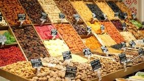 Μίγμα ξηρών φρούτων στην αγορά φιλμ μικρού μήκους