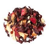 Μίγμα ποτ πουρί Aromatherapy των ξηρών αρωματικών λουλουδιών Στοκ Φωτογραφίες