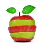 Μίγμα της Apple Στοκ εικόνες με δικαίωμα ελεύθερης χρήσης