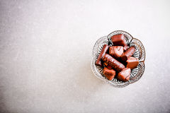 Μίγμα των γλυκών σοκολάτας Στοκ Εικόνες