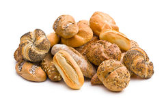 Μίγμα των ψωμιών Στοκ Φωτογραφία