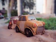 Μίνι αυτοκίνητο Στοκ φωτογραφία με δικαίωμα ελεύθερης χρήσης