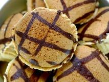 Μίνι κέικ στοκ εικόνες