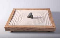 Μίνι κήπος zen στοκ φωτογραφίες με δικαίωμα ελεύθερης χρήσης