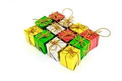 Μίνι κιβώτιο δώρων Στοκ φωτογραφία με δικαίωμα ελεύθερης χρήσης
