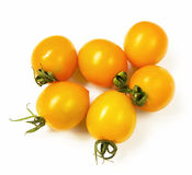 μίνι ντομάτα Στοκ Εικόνες