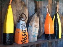 Μίνι ξύλινος σημαντήρας Στοκ φωτογραφίες με δικαίωμα ελεύθερης χρήσης