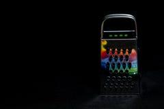 Μίνι ξύστης κιβωτίων Στοκ φωτογραφία με δικαίωμα ελεύθερης χρήσης