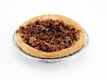 Μίνι πίτα πεκάν στοκ εικόνα