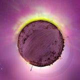 Μίνι πλανήτης Στοκ φωτογραφίες με δικαίωμα ελεύθερης χρήσης