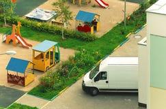 Μίνι-φορτηγό στοκ εικόνα με δικαίωμα ελεύθερης χρήσης