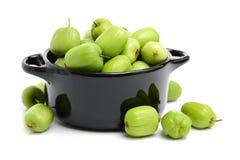 Μίνι φρούτα μωρών ακτινίδιων Στοκ Εικόνα
