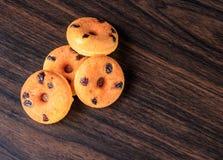 Μίνι doughnut Ασία Στοκ φωτογραφία με δικαίωμα ελεύθερης χρήσης