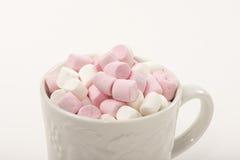 Μίνι Marshmallows Στοκ εικόνα με δικαίωμα ελεύθερης χρήσης