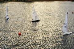 Μίνι regatta 04, Emsworth, Χάμπσαϊρ Στοκ Εικόνες