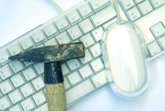 μίσος ι υπολογιστών Στοκ εικόνα με δικαίωμα ελεύθερης χρήσης