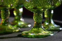 μίσχοι γυαλιού καρναβα&lambd Στοκ Εικόνες