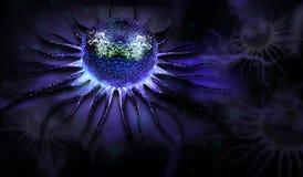 μίσχος κυττάρων Στοκ Εικόνα