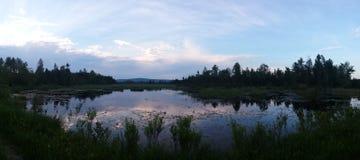 9 μίλια άποψης Στοκ εικόνες με δικαίωμα ελεύθερης χρήσης