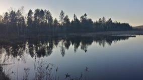 9 μίλια ηλιοβασιλέματος Στοκ εικόνα με δικαίωμα ελεύθερης χρήσης